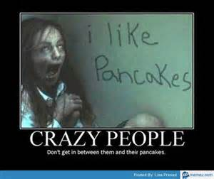 Crazy People Meme