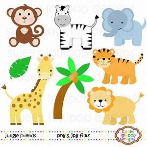 Cartoon clipart zoo animal - Pencil and in color cartoon ...