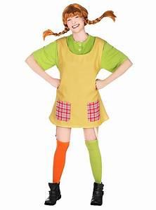 Kostüm Pippi Langstrumpf : pippi langstrumpf kost m damen ~ Frokenaadalensverden.com Haus und Dekorationen