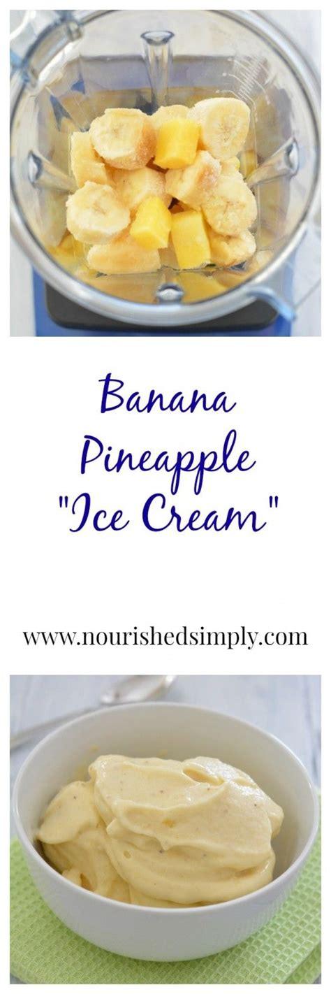 Best 25 Banana Ice Cream Ideas On Pinterest