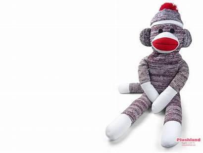 Sock Monkey Wallpapers Animals Party King Favors