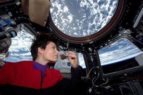 isspresso esa astronaut samantha cristoforetti