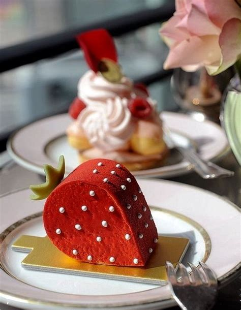 Savor your favorite fruit flavors with these delicious recipes for pies, cakes, cookies, ice cream sundaes, and more. 1000+ images about Fine dining desserts on Pinterest | Pastries, Fine dining and Chefs