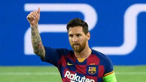 Man City plot January swoop for Barcelona superstar Messi ...