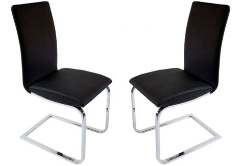 black faux dining chairs winda 7 furniture