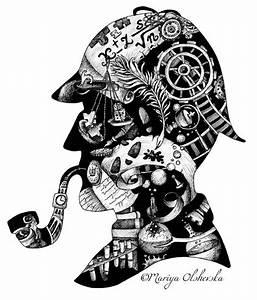 25 Best Ideas About Sherlock Holmes Tattoo On Pinterest