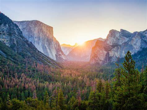 Yosemite National Park Guide Sunset Sunset Magazine