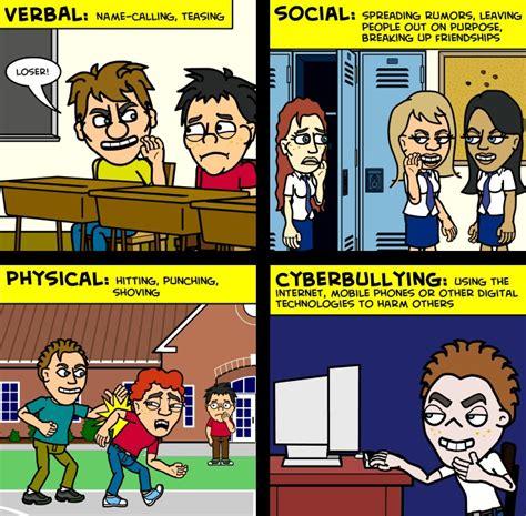 Bully Meme Stop Bullying Comics Your Meme