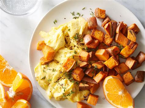 Sweet Potato Home Fries With Eggs Recipe  Cooking Light