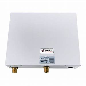 Eemax Tankless Commercial Water Heaters