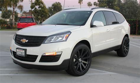 2014 traverse on 22s chevrolet forum chevy enthusiasts