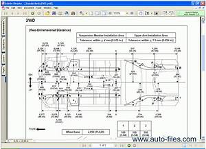Toyota Lexus Body Dimensions  Repair Manuals Download  Wiring Diagram  Electronic Parts Catalog
