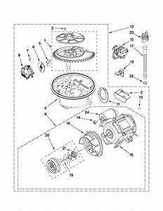 Pump And Motor Parts Diagram  U0026 Parts List For Model