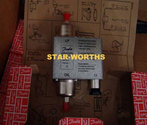 Danfoss Oil Differential Pressure Control Series