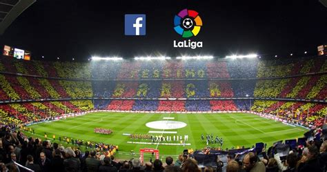 Facebook set to stream La Liga games in the absence of ...