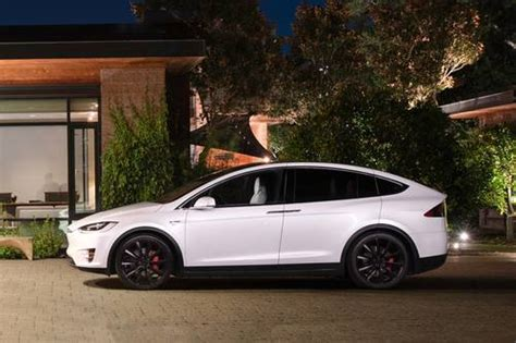 Tesla Suv Horsepower by 2018 Tesla Model X Pricing For Sale Edmunds