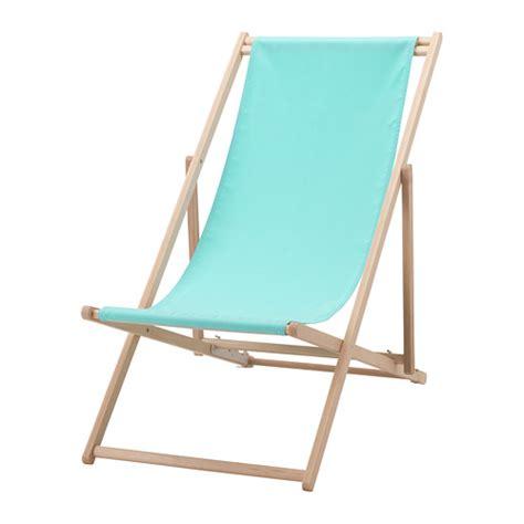 chaise de plage ikea mysingsö chair turquoise ikea