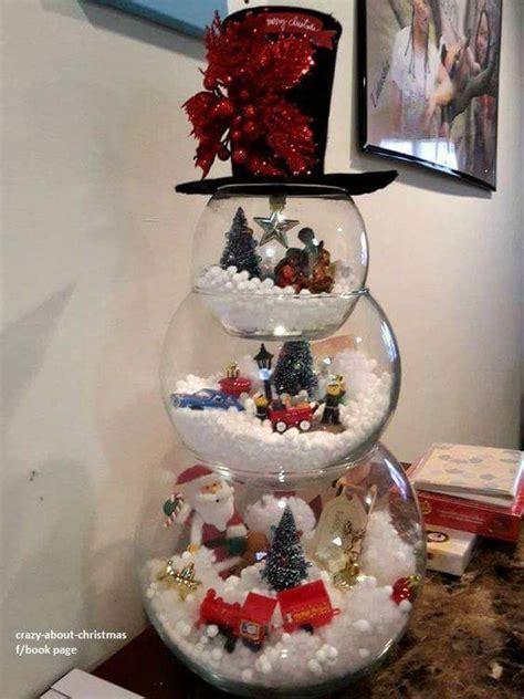decoraciones navidenas  peceras