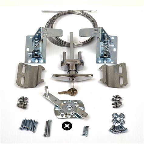 garage door lock handle buy garage door lock kit w latch keyed in handle