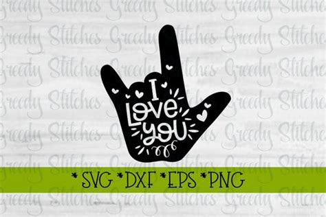 ✨ expiring today ✨ sign up for our membership any time between nov 27th to 30th, 2020, and get this bundle absolutely free! I Love You svg dxf eps png. Heart Love SvG ASL Svg | Etsy
