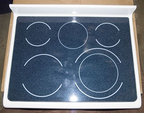 glass replacement replacement glass cooktop