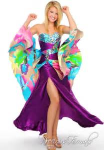 awesome prom dresses go with a print prom dress for your 2013 prom