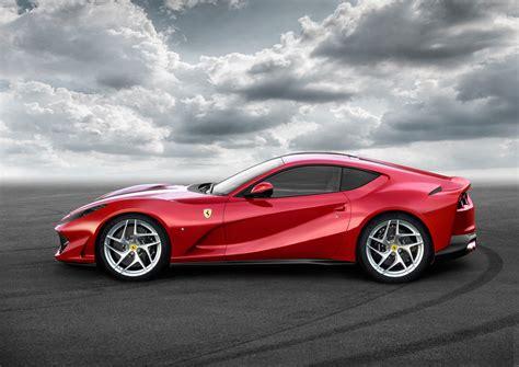 The New F12 Rolls Into Geneva