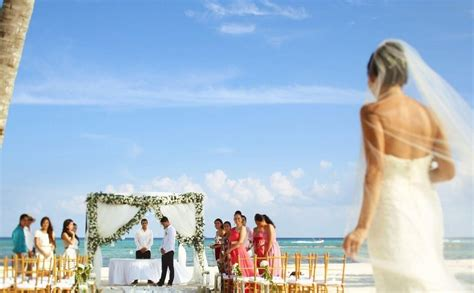 Your Average Cost Of An All-inclusive Wedding In Mexico