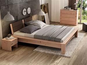 Zirbenschlafzimmer Mit Zirbenholzbett QuotGloriaquot Bedroom