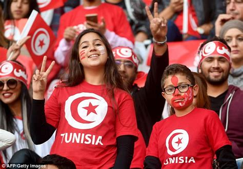 Tunisia Qualify For Russia World Cup Congo Miss Out