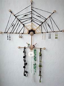 Porte Bijoux Mural : tutoriel porte bijoux mural femme2decotv ~ Teatrodelosmanantiales.com Idées de Décoration