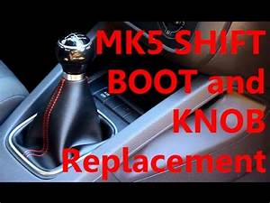 How to Install an Automatic Shift Knob - B6 Audi A3/A4 ...