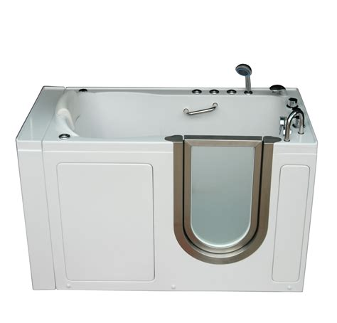 bathroom home depot walk  tubs  bath replacements