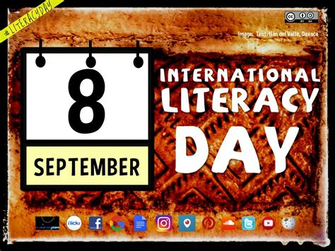 international literacy day  qualads