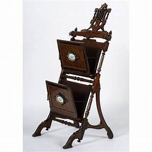 Victorian, Eastlake, Music, Stand
