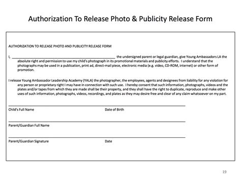publicity release form pin photo release form facebook lunatichairswordpresscom