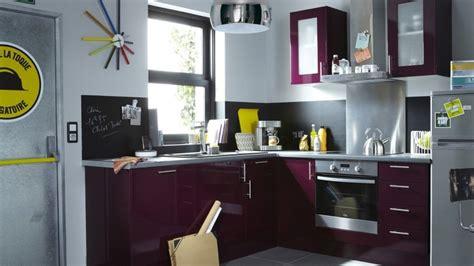 cuisine aubergine leroy merlin 20 petites cuisines à prendre comme modèle