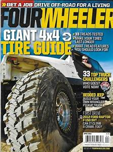 Four Wheeler Auto Magazine Giant 4x4 Tire Guide Top Truck