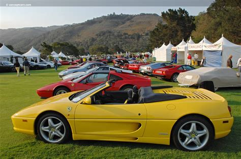 1140 sport car technical specifications and performance. Auction results and data for 1997 Ferrari F355 - conceptcarz.com