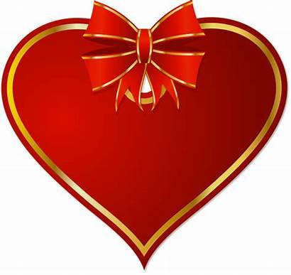 Heart Clipart Christmas Bow Hearts Cupid Clip