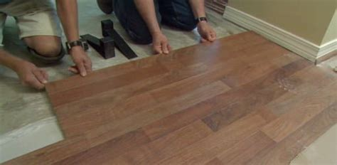 install laminate flooring   tile floor today