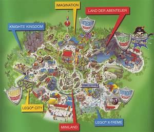 Legoland Günzburg Plan : parkmaps parkplan legoland deutschland freizeitpark ~ Orissabook.com Haus und Dekorationen