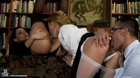 Threesome Sex In Library Eporner Free Hd Porn Tube