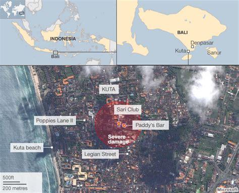 bali bombing survivors mark  year anniversary bbc news