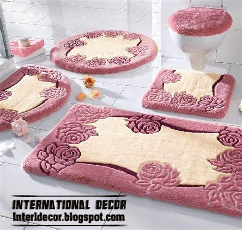 latest models  bathroom rugs  rug sets