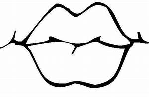 Lips Coloring Page - ClipArt Best - ClipArt Best