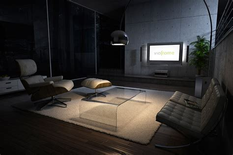Living Room   Viaframe
