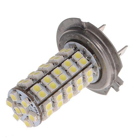 car h7 68 smd led white headlight bulbs light new alex nld
