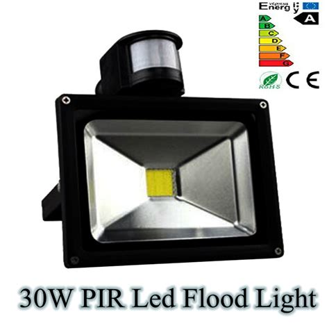 aliexpress buy 30w pir led flood light outdoor