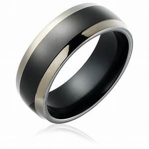 Rings For Men Wedding Rings For Men Black